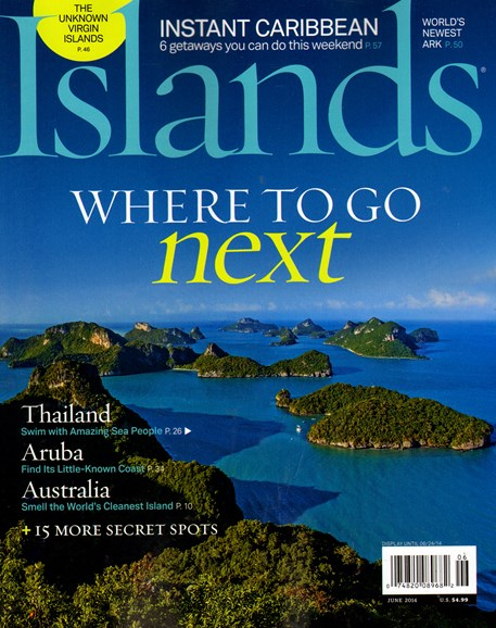 Islands Cover - 6/1/2014