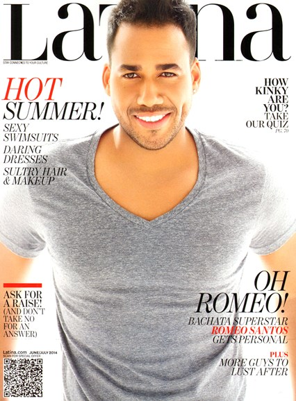 Latina Cover - 6/1/2014