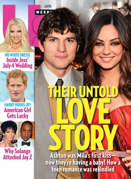 Us Weekly Cover - 5/26/2014