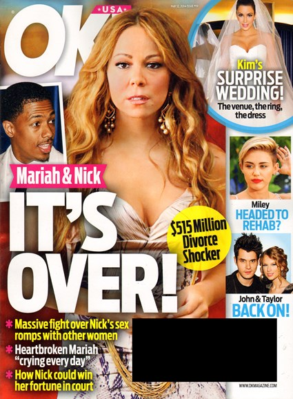 Ok! Cover - 5/12/2014