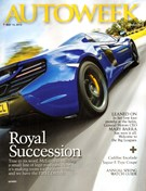 Autoweek Magazine 5/12/2014