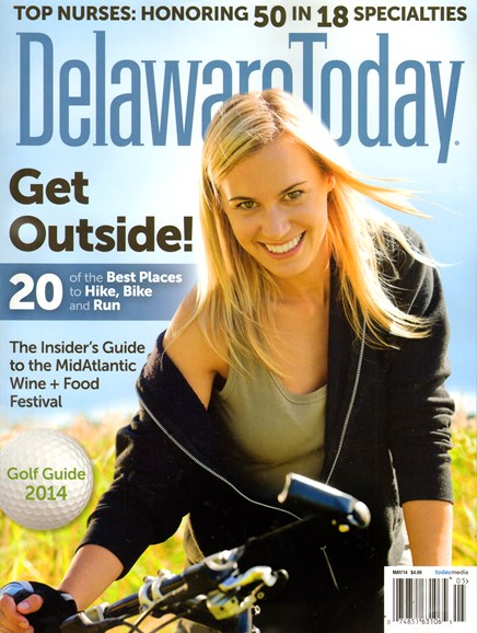 Delaware Today Cover - 5/1/2014
