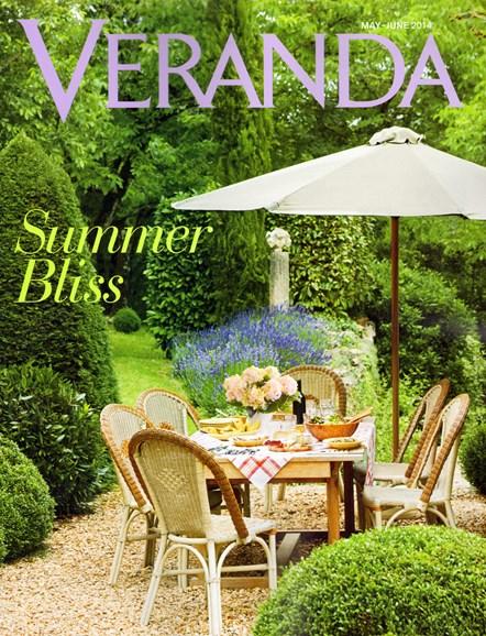 Veranda Cover - 5/1/2014