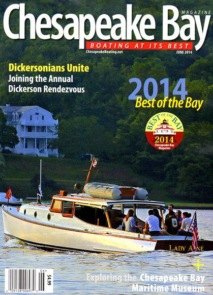 Chesapeake Bay Cover - 6/1/2014