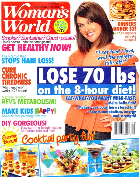 Woman's World Cover - 6/1/2014