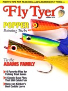 Fly Tyer Magazine 6/1/2014