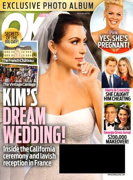 Ok! Cover - 5/19/2014
