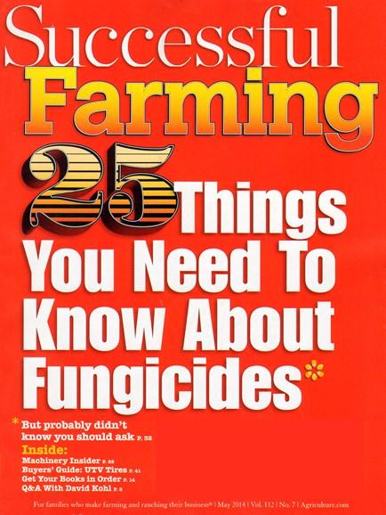 Successful Farming Cover - 5/1/2014