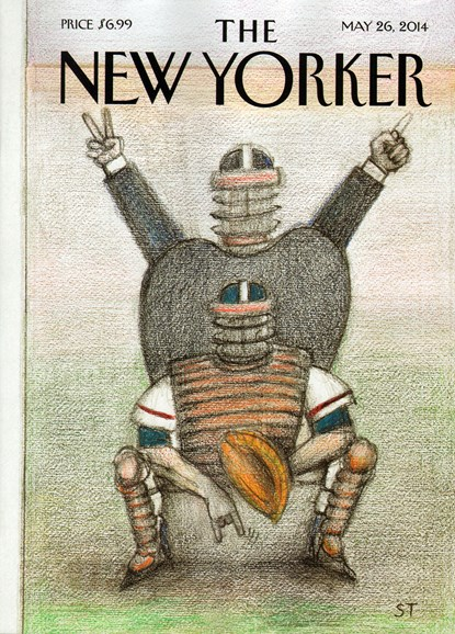 The New Yorker Cover - 5/26/2014