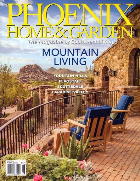Phoenix Home & Garden Cover - 6/1/2014