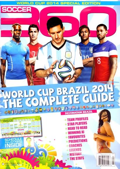 Soccer 360 Cover - 5/1/2014