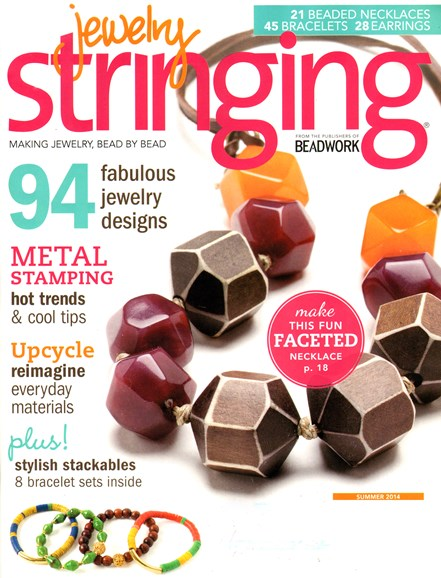 Jewelry Stringing Cover - 6/1/2014