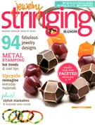 Jewelry Stringing Magazine 6/1/2014