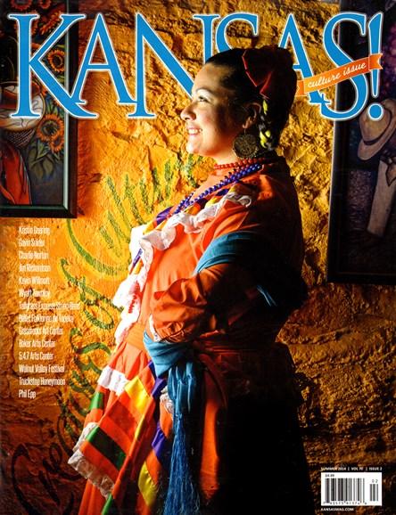 KANSAS! Cover - 6/1/2014