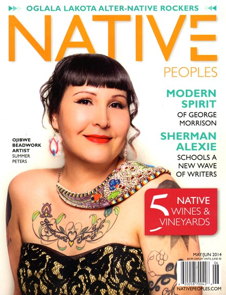 Native Peoples Cover - 5/1/2014