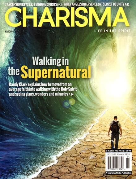 Charisma Cover - 5/1/2014