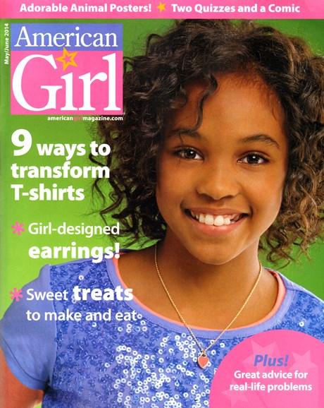 American Girl Cover - 5/1/2014