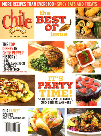 Chile Pepper Cover - 5/1/2014