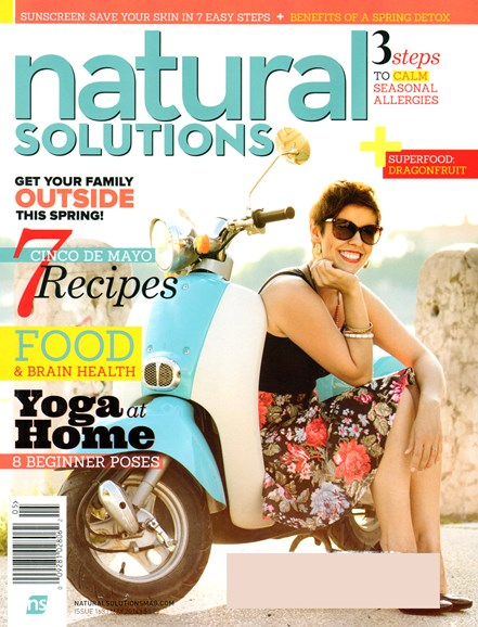Natural Solutions Cover - 5/1/2014