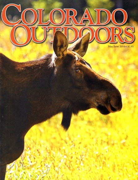 Colorado Outdoors Cover - 5/1/2014