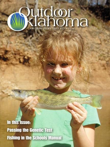 Outdoor Oklahoma Cover - 5/1/2014