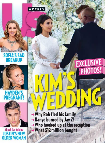 Us Weekly Cover - 6/9/2014