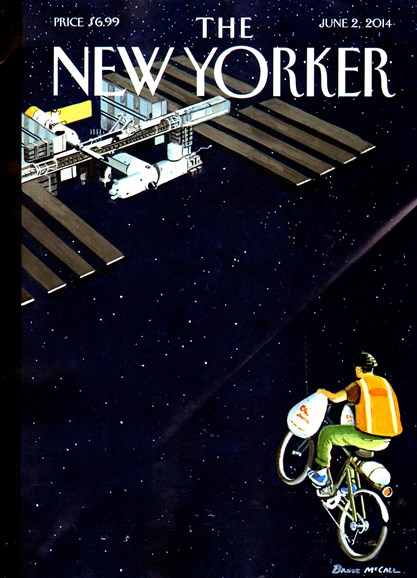 The New Yorker Cover - 6/2/2014
