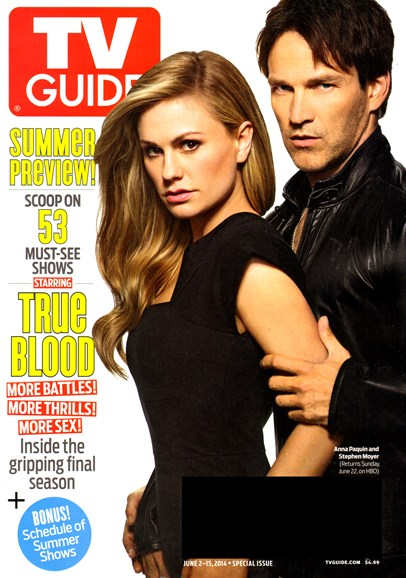 TV Guide Cover - 6/2/2014