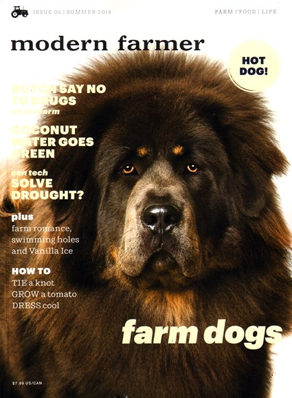 Modern Farmer Cover - 6/1/2014