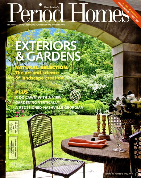 Period Homes Cover - 5/1/2014