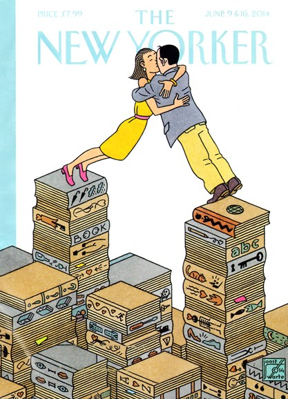The New Yorker Cover - 6/9/2014