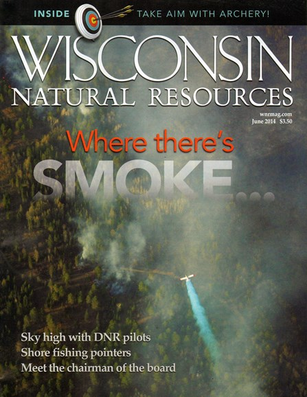 Wisconsin Natural Resources Cover - 6/1/2014