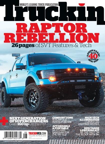 Truckin' Cover - 6/19/2014