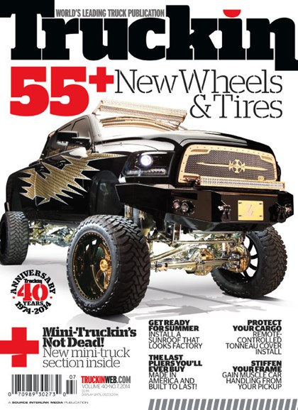 Truckin' Cover - 5/22/2014