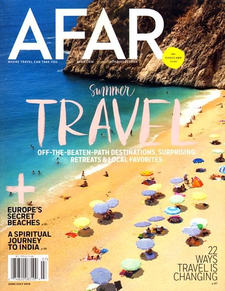 AFAR Cover - 6/1/2014