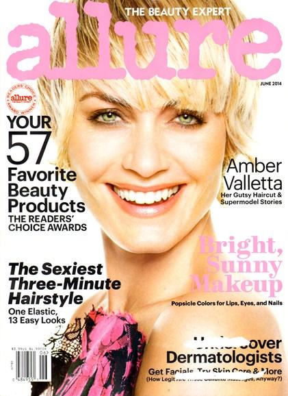 Allure Cover - 6/1/2014