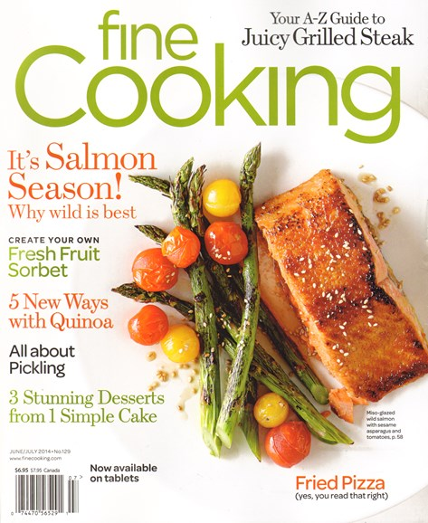 Fine Cooking Cover - 6/1/2014