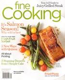 Fine Cooking Magazine 6/1/2014