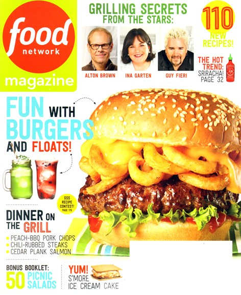 Food Network Cover - 6/1/2014