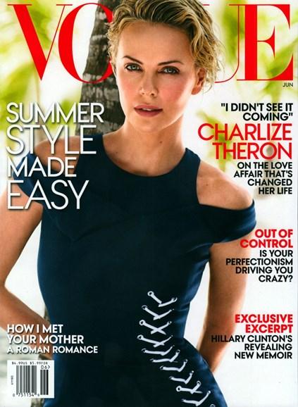 Vogue Cover - 6/1/2014