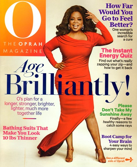 O The Oprah Cover - 6/1/2014