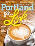 Portland Monthly Magazine 5/1/2014