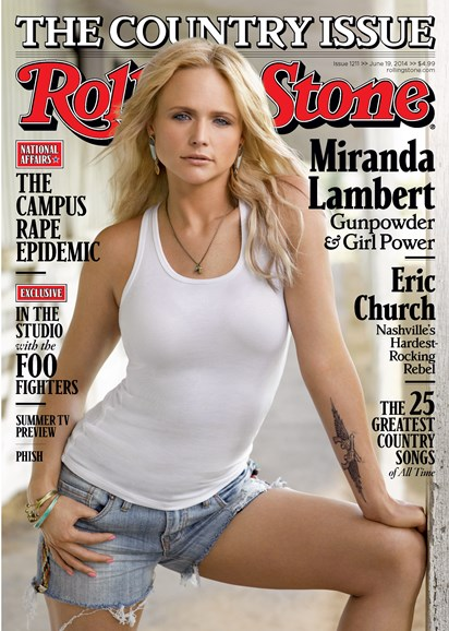 Rolling Stone Cover - 6/19/2014
