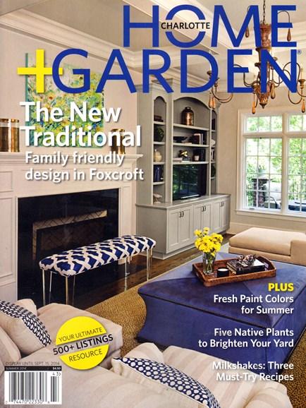 Charlotte Home & Garden Cover - 6/1/2014