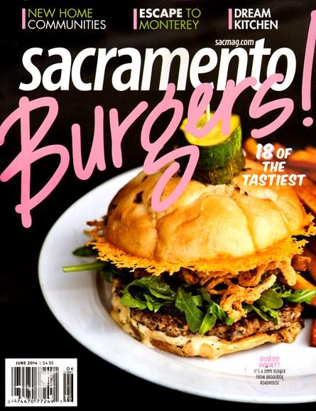 Sacramento Cover - 6/1/2014