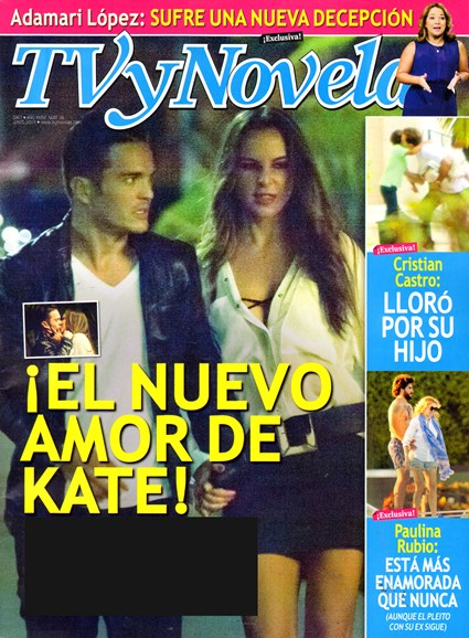 Tv Y Novelas Cover - 6/1/2014