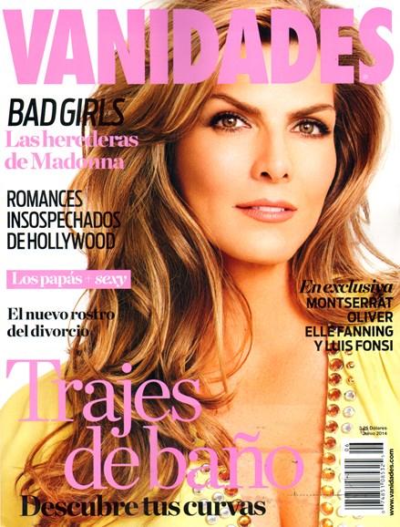 Vanidades Cover - 6/1/2014