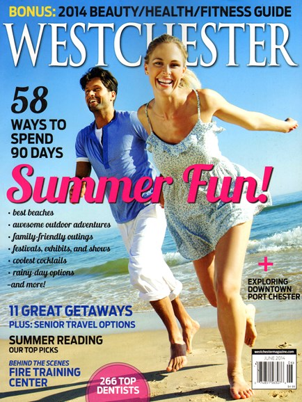 Westchester Magazine Cover - 6/1/2014