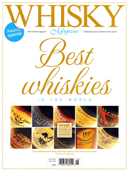 Whisky Cover - 6/1/2014