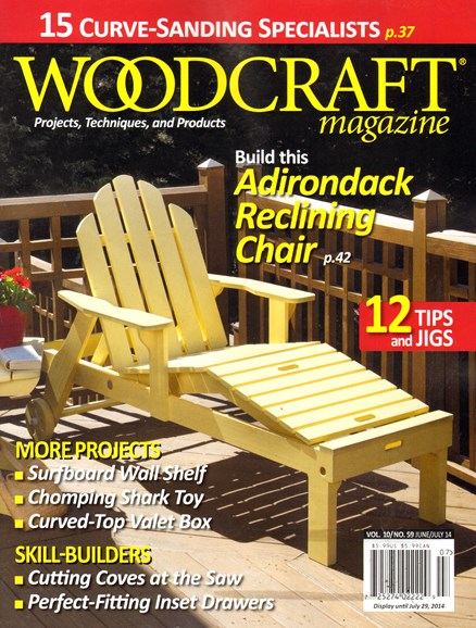 Woodcraft Cover - 6/1/2014